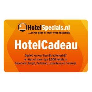 Hotelcadeau van Hotel Specials