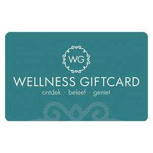 Wellness cadeaukaart