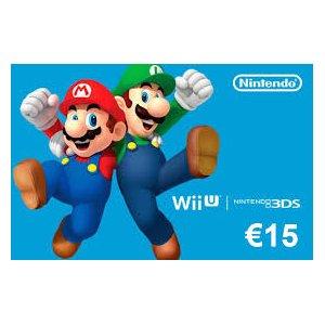 Nintendo eShop cadeaukaart