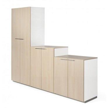 Nice pice office houtenkasten