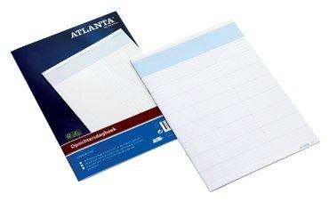 Opzichtersdagboek Atlanta 294x207mm 20vel