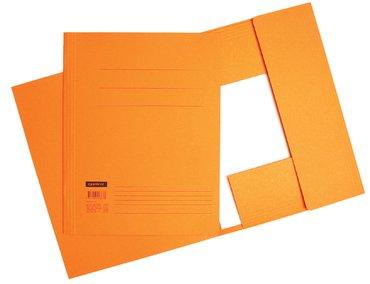 Dossiermap Quantore A4 320gr oranje