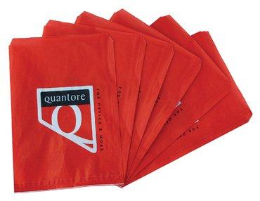 Verpakkingszak Quantore eigen merk 210x300mm 1000stuks