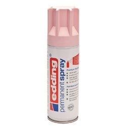 Verfspuitbus edding 5200 permanent spray mat pastelroze