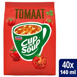 Cup-a-soup machinezak tomaat met 40 porties
