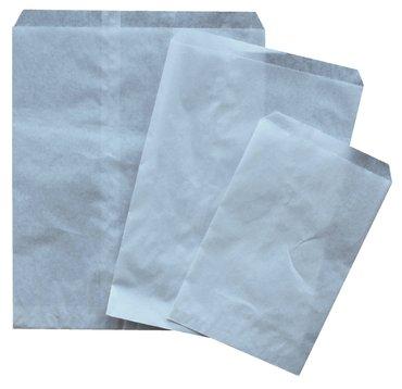 Verpakkingszak Blanco 210x300mm 1000stuks
