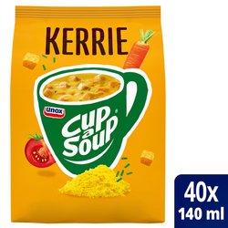 Cup-a-soup machinezak kerrie met 40 porties