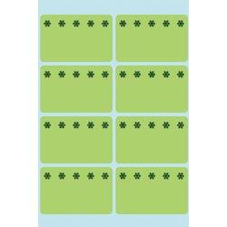 Etiket Herma 3775 26x40mm diepvries groen 48stuks
