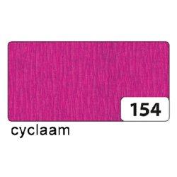 Crepepapier Folia 250x50cm nr154 cyclaam