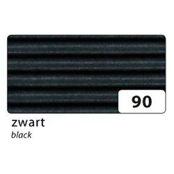 Golfkarton Folia E-golf 50x70cm 250gr nr90 zwart