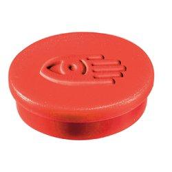 Magneet Legamaster 35mm super 2500gr rood 2stuks