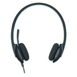 Headset Logitech H340 On Ear zwart