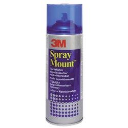 Lijm 3M Spraymount spuitbus 400ml
