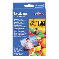 Fotopapier Brother BP-71 10x15cm 260gr glossy 50vel
