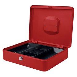 Geldkist Pavo 300x240x90mm rood