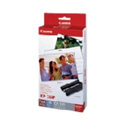 Inkjetpapier Canon KP-36IP 10x15cm 36vel