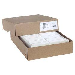 Etiket Herma 8220 88.9x35.7mm 2-baans wit 8000stuks