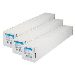 Inkjetpapier HP C6810A 914mmx91,4m 90gr helder wit