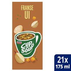 Cup-a-soup Franse uiensoep 21 zakjes