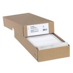 Etiket Herma 8166 111.7x48.4mm 1-baans wit 2000stuks