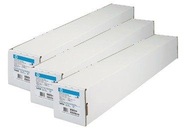 Inkjetpapier HP Q1412A 610mmx30.5m 120gr universal coated