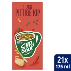 Cup-a-soup Thai spicy kippensoep 21 zakjes
