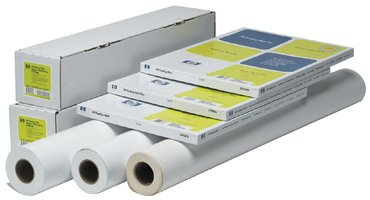 Inkjetpapier HP C6030C 914mmx30,5m 130gr heavyweight coated