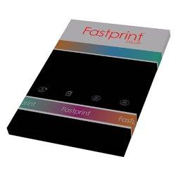 Kopieerpapier Fastprint A4 120gr zwart 100vel