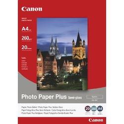 Inkjetpapier Canon SG-201 A4 260gr semi glossy 20vel