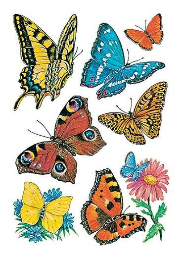 Etiket Herma vlinders