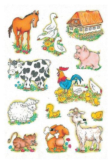 Etiket Herma boerderijdieren