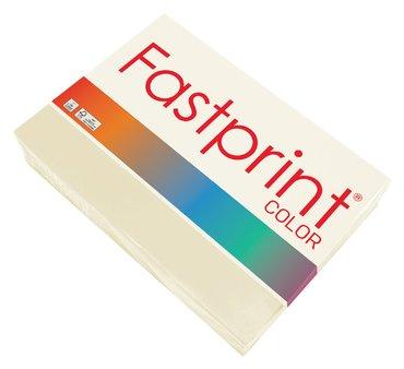 Kopieerpapier Fastprint A4 160gr roomwit 250vel