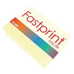 Kopieerpapier Fastprint A4 160gr vanille 250vel