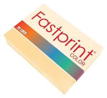 Kopieerpapier Fastprint A4 160gr donkerchamois 250vel