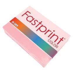 Kopieerpapier Fastprint A4 160gr roze 250vel