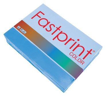 Kopieerpapier Fastprint A4 160gr diepblauw 250vel