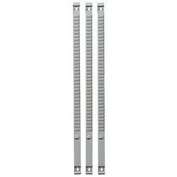 Planbord Element 35 sleuven 15mm grijs