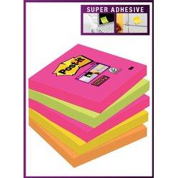 Memoblok 3M Post-it 654 Super Sticky 76x76mm Cape Town