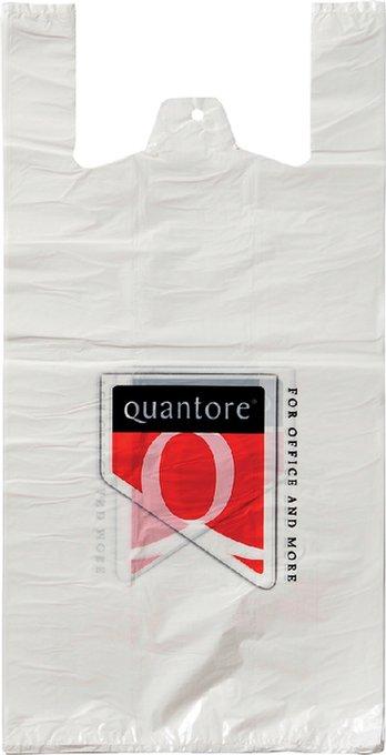 Draagtas Quantore eigen merk 300x600mm hemdmodel