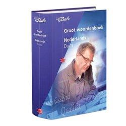 Woordenboek van Dale groot Nederlands-Duits