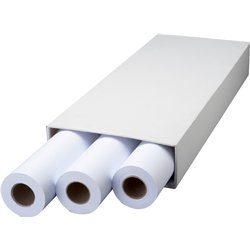 Inkjetpapier Fastprint Plot 914mmx50m 90gr extra