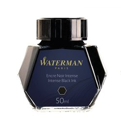 Vulpeninkt Waterman 50ml standaard zwart