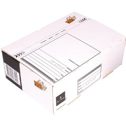 Postpakketbox 3 CleverPack 240x170x80mm wit