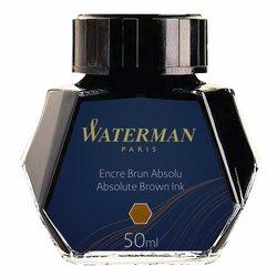 Vulpeninkt Waterman 50ml absoluut bruin