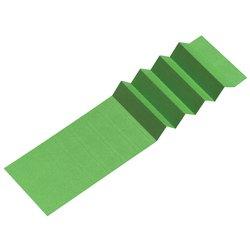 Ruiterstrook voor Alzicht hangmappen 65mm groen