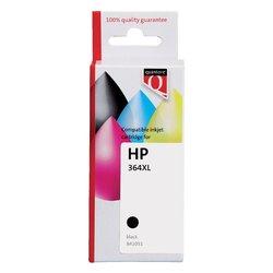 Inktcartridge Quantore HP CB684EE 364XL zwart
