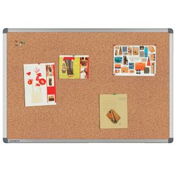 Prikbord Legamaster universal 60x90cm kurk
