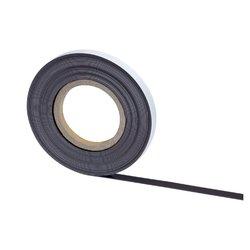 Magneetband MAUL 10mx15mmx1mm zelfklevend