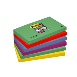 Memoblok 3M Post-it 655 Super Sticky 76x127mm Marrakesh