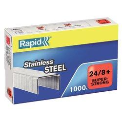 Nieten Rapid 24/8 RVS super strong 1000 stuks